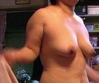 【熟女投稿画像】ムラムラくる素人おばさん達の風呂上がりの姿!